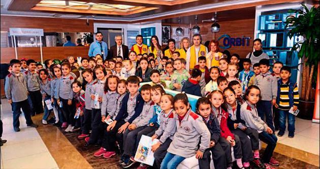 Orbit'te çocuklara özel tedavi