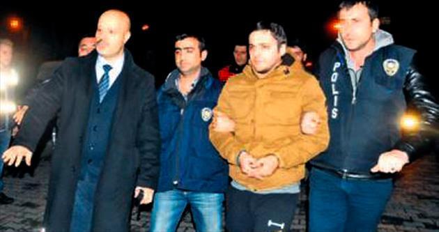 Bar cinayeti zanlısı Altunhan yakalandı