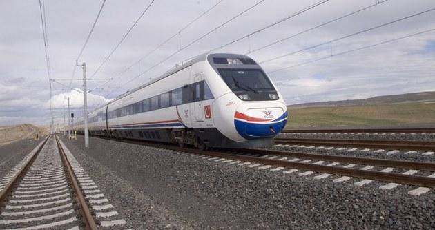 Hızlı tren yurt dışına da ulaşacak