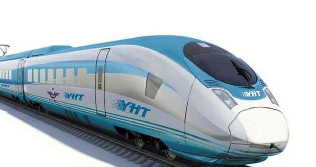 Hızlı trenin geçeceği iller ve ülkeler belli oldu