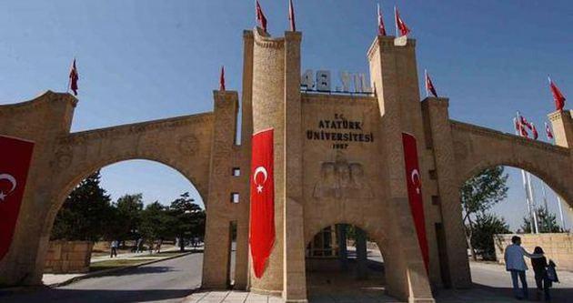 Atatürk Üniversitesin'den yenilik