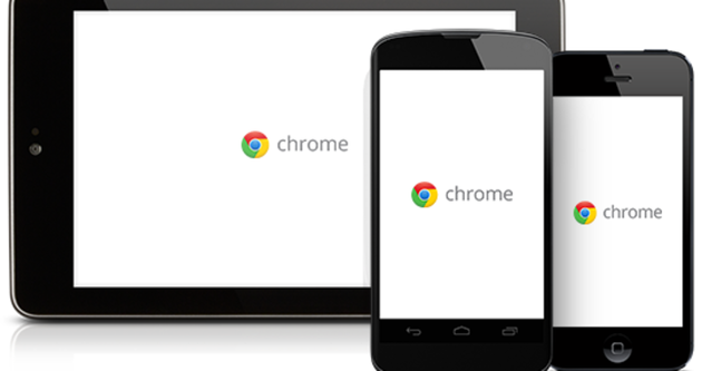 Google Chrome Mobilde Yükseliyor
