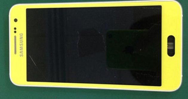 Galaxy S6 ortaya çıktı