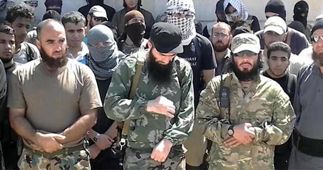 Peşmerge Şengal'de 40 IŞİD'liyi esir aldı