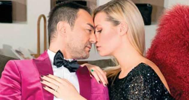 Serdar Ortaç: Karımın dudakları sadece bana aittir