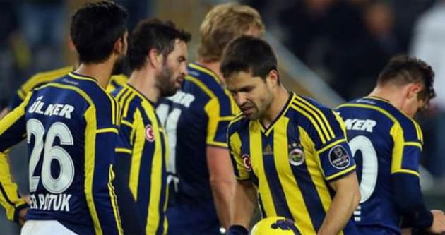 Fenerbahçe'nin tek rakibi Real Madrid