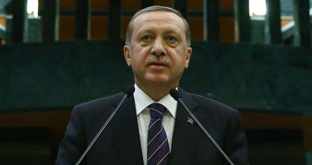 Erdoğan'dan, Mehmet Akif Ersoy mesajı