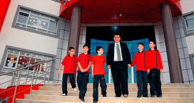 Dünya, Bursa'daki bu üniversiteyi örnek alıyor
