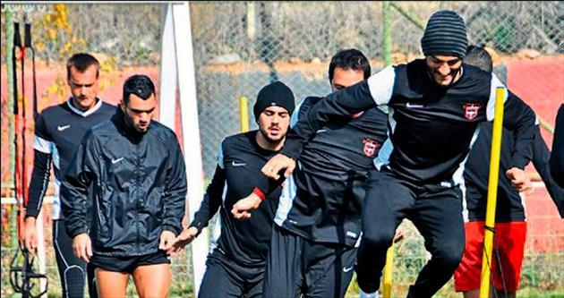 Gaziantep Bursa'yı ağırlıyor