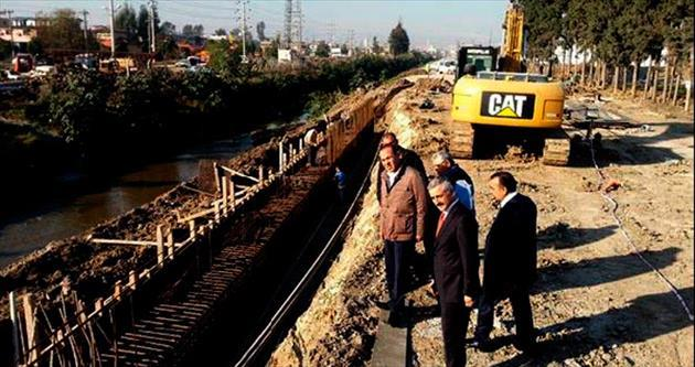 Büyükşehir'den köprü atağı