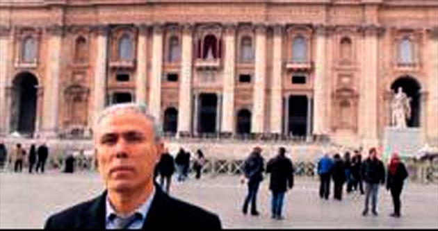 Mehmet Ali Ağca'dan Papa'nın mezarına ziyaret