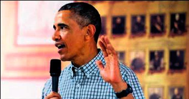 Obama 'maymun' gibi davranıyor