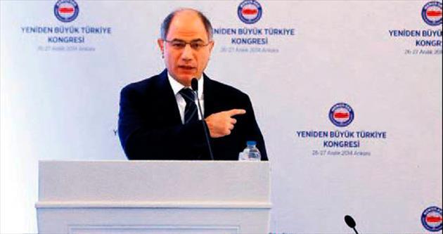 'Meseleleri çözmenin yolu yeni anayasa'