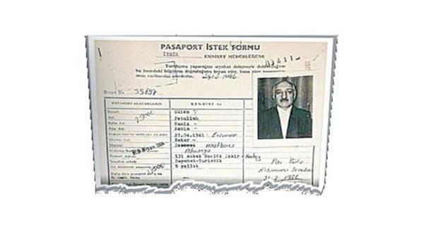 Fethullah Gülen pasaportsuz 'firari'