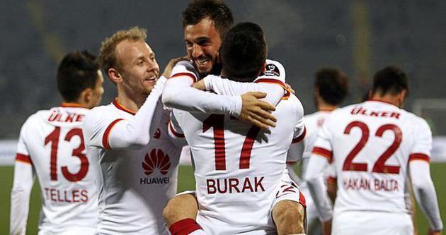 Galatasaray derbi hazırlıklarına başlıyor