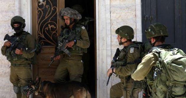 2014'te 6 bini aşkın Filistinli gözaltına alındı!