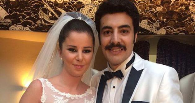 Fatih Murat Teke ve Saliha İplikçi evlendi