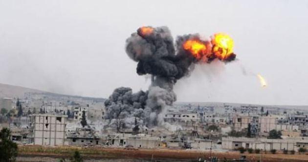 ABD, IŞİD'e bomba yağdırdı