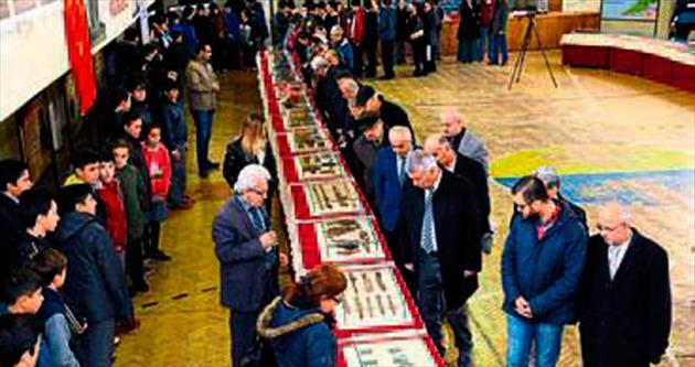 Çanakkale müzesi büyük ilgi gördü