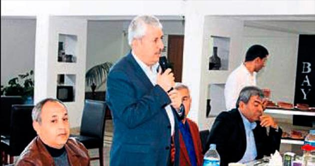Komisyoncular sorunlarını tartıştı