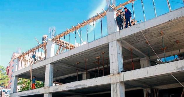 Herkesin isteği güvenli inşaat