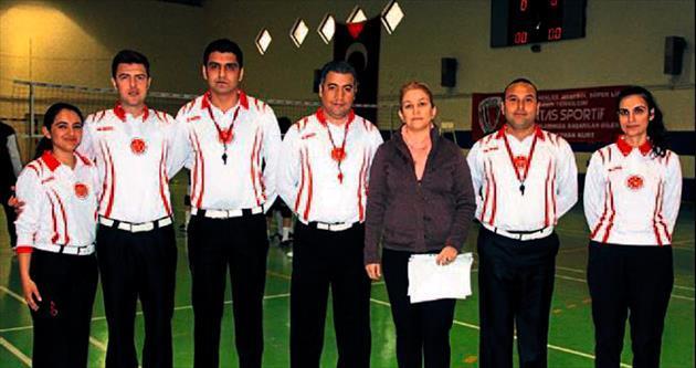 Mersin'de Anadolu Yıldızları Ligi sona erdi