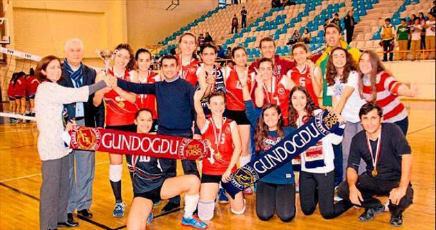 Gündoğdu 7. kez Adana şampiyonu