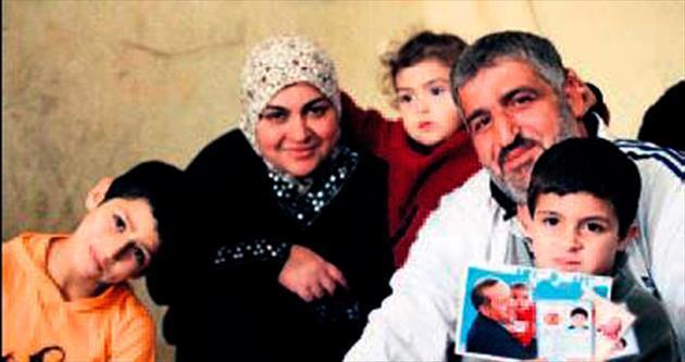 Erdoğan, Filistinli adaşını unutmadı