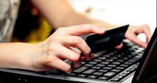 Almanya'da cironun %12'si e-ticaretten