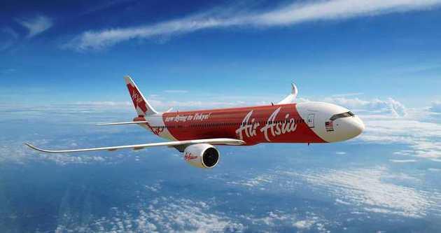 Air Asia uçağı Java Denizi'ne düştü