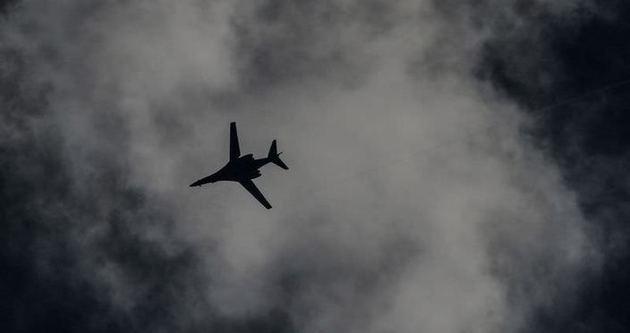 IŞİD askeri uçak düşürdü iddiası