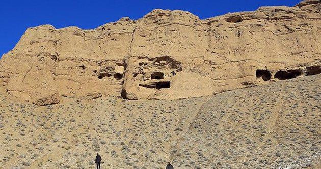 Van'da Ortaçağ dönemi kaya yerleşimleri bulundu