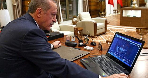 Cumhurbaşkanı Erdoğan da oy kullandı