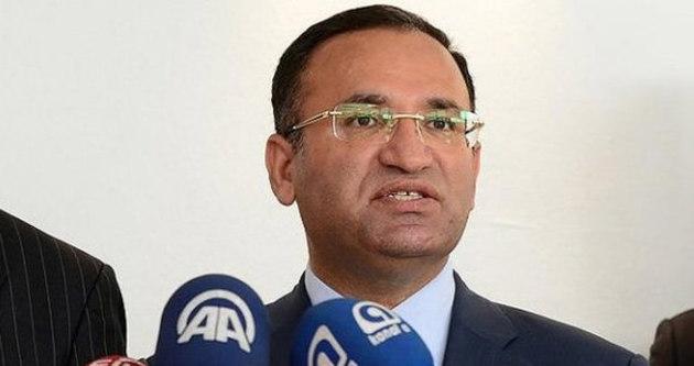 Bekir Bozdağ Kazakistan Dışişleri Bakanı ile görüştü