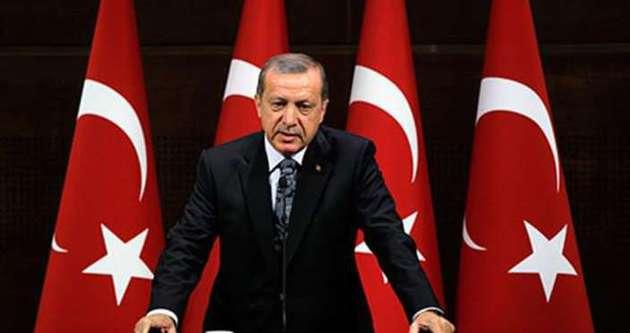 Cumhurbaşkanı Erdoğan Türk-İş'i ziyaret etti.