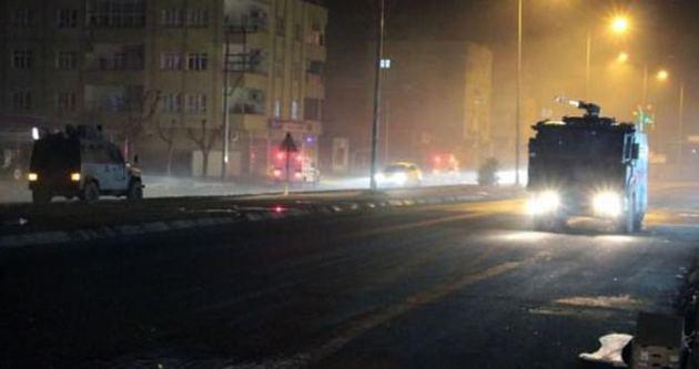 Polis, Silopi'de Osmanlı marşı ile müdahale etti