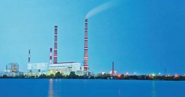 Avrupa'nın en büyük nükleer santralinde elektrik kazası