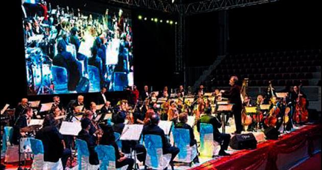 Aliağa Başkanı orkestra şefi oldu