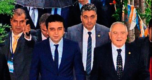 AK Parti Antalya'da Başbakan heyecanı