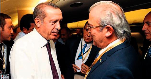 Türkmenistan'a Halil Avcı imzası