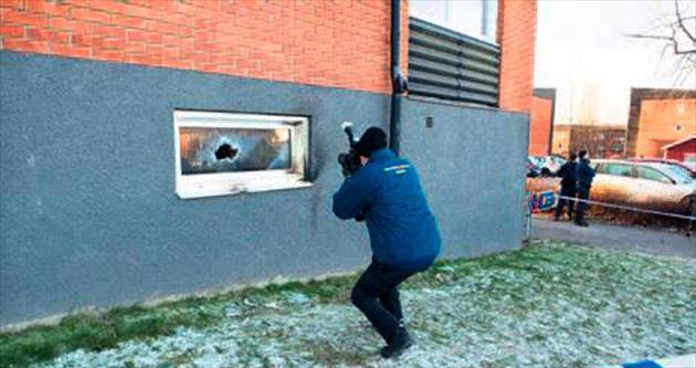 İsveç'te 4 günde 2 cami kundaklandı