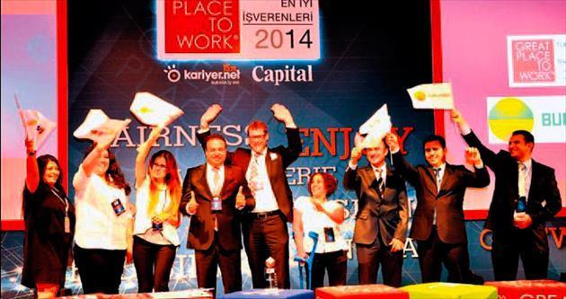 2014 Bursagaz'ın başarı yılı oldu