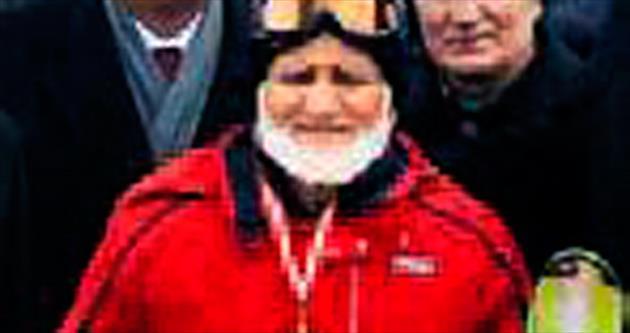 Kayak tutkunu dede kaza kurbanı