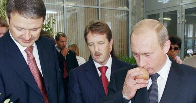 Vladimir Putin meyve ithalatını yasakladı