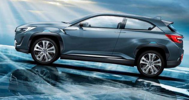 Subaru en güvenli otomobil seçildi