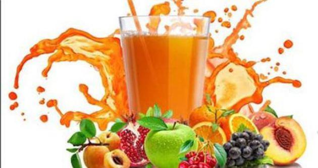 Artık saf meyve suyuna şeker eklemek yasak!