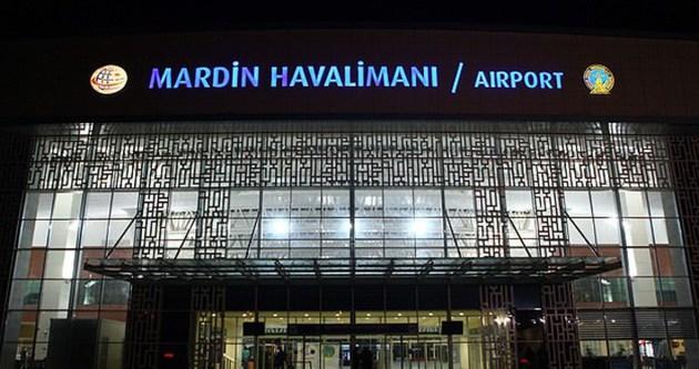 Mardin Havaalanı dünyaya açılacak