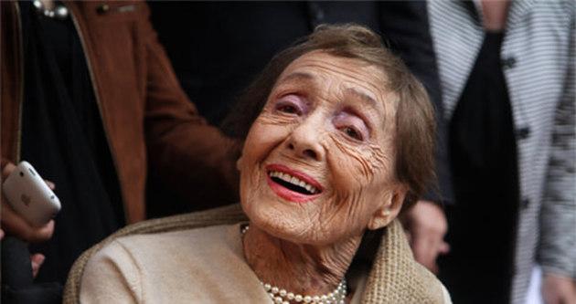 Luise Rainer hayatını kaybetti