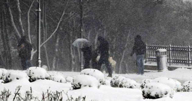 AKOM'dan kar yağışı konusunda uyarı