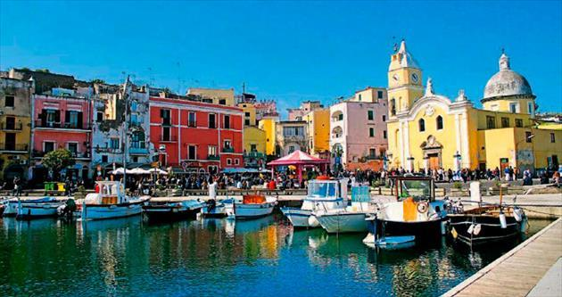 Napoli Tarih, pizza ve mafya